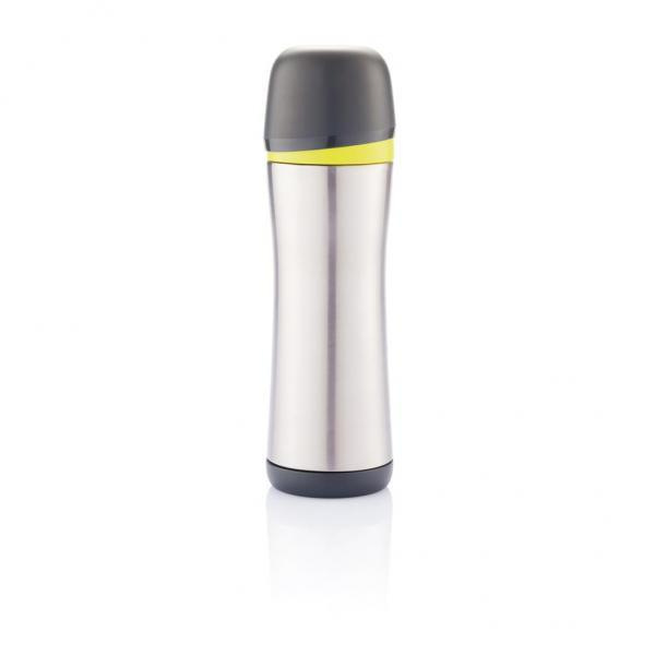 XD Design, Termoska Boom Hot, 500 ml, žlutá