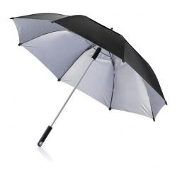 XD Design, Hurricane Max, deštník 68.5 cm, černá