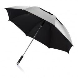 Deštník Hurricane Max, XD Design, šedý