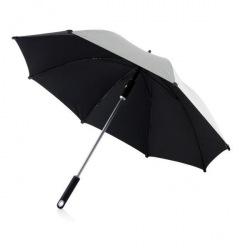 Deštník Hurricane, XD Design, stříbrný