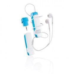 XD Design, Jam, sluchátka 4v1, P326.265, modrá