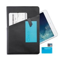 "Univerzální kožené pouzdro s držákem na tablet Komo 7-8"", XD Design"