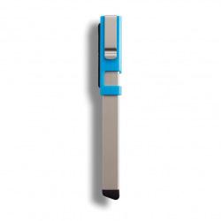 Chytré pero Kube 4v1, XD Design, šedé/modré
