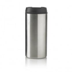 XD Design, Metro, termohrnek, 300 ml, stříbrná