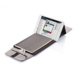 """Chytré desky na tablet Seattle 7-8"""", XD Design, šedá/černá"""