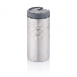 Termohrnek Mosa, 300 ml, XD Design, stříbrný