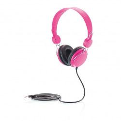 Loooqs, sluchátka, P326.954, růžová
