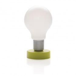 Stolní LED lampa bez potřeby elektrické energie, Loooqs, zelená