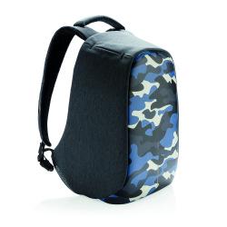 """Batoh na notebook, který nelze vykrást Bobby, 14"""", XD Design, camuflage blue"""
