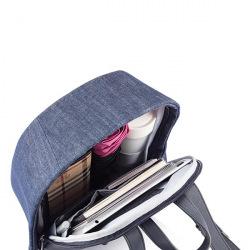 Dámský městský batoh, který nelze vykrást Bobby Elle, jeans