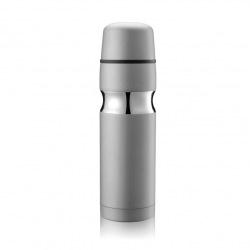 XD Design, Termoska Contour, 500 ml, stříbrná
