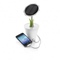 XD Design, Sunflower, solární nabíječka, 2500 mAh, P323.233