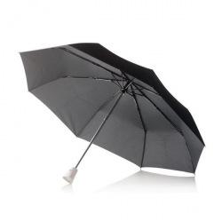 Automatický skládací deštník Brolly, XD Design, bílá rukojeť
