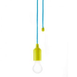Loooqs, Designové LED svítidlo, P513.987 závěsné, zelená